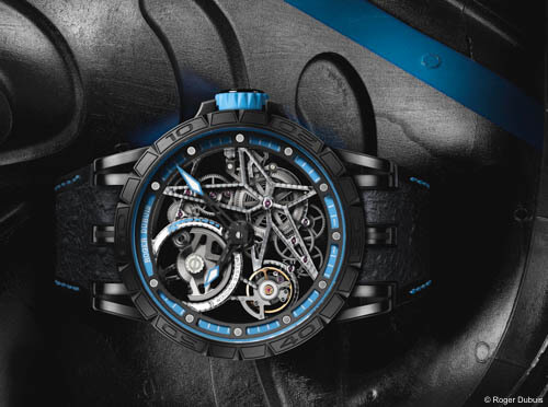 108 Roger Dubuis Mood picture 2017 Excalibur Spider Pirelli Automatic Skeleton1
